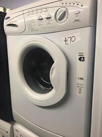 WMA HOTPOINT WASHING MACHINE WITH GUARANTEE