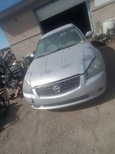 Parting Out 2004 Nissan Altima 2.5 Manitoba Preview