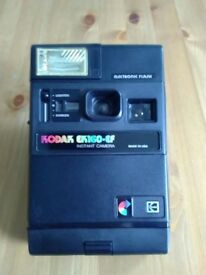 Kodak Instamatic 100 Camera with case