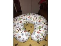 Chicco nearly new nursing pillow £25