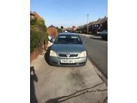 Vauxhall vectra cheap reliable car £650 ono