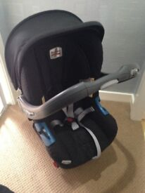 Britax romer Car seat and Isofix base