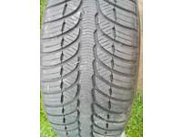 Tyres x4 winter