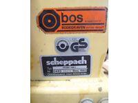 Scheppach HM2 Kombi Planer Thicknesser