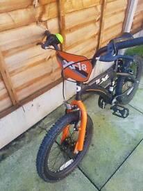 Boys 18 inch bike