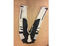 Motorcycle cordura trousers adjustable XS