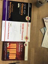 GCSE AQA Chemistry books NEW
