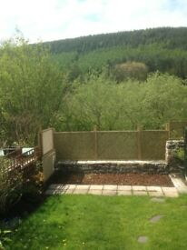 3 bed miner's Cottage with views