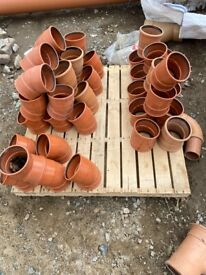 Underground Drainage Pipe, Connectors, Inspection Chambers and Risers