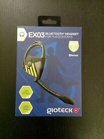 Gioteck EX03 Bluetooth Gaming Headset