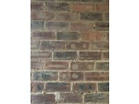 c500 reclaimed Victorian bricks