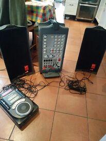 Fender Passport 250 live speaker system. Bargain-£120!