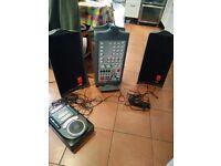 Fender Passport 250 live speaker system. Bargain price.