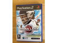 PlayStation 2 Brian Lara International Cricket 2007