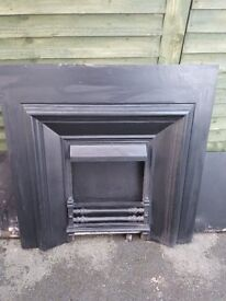 For sales cast iron fireplace insert