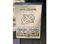 Xploder lite PlayStation 4 game cheats