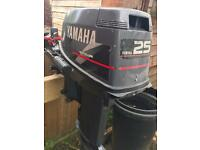 Yamaha 25hp outboard autolube