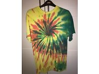 Unisex TyeDye Top Medium