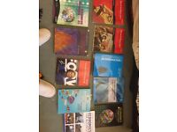 A-level & University Books (various subjects)