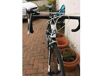 Lapierre sensium 100 full carbon road bike