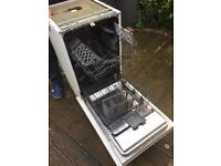 Teke Dishwasher model UN-DW640FI
