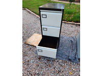 Home Office 3 Drawer Filing Cabinet