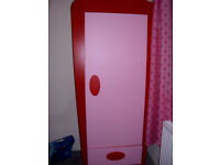 Ikea mammut wardrobe and chest of drawers