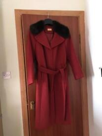 Women's M&S PerUna Wool Coat