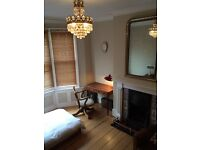 Charming large single room in spacious vegetarian Brighton town house