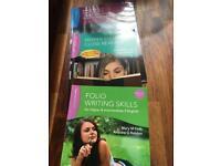 English school books