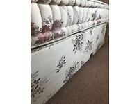 Quality double divan and mattress