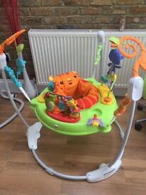 Fisher price,jumperoo