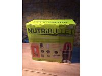 BRAND NEW NutriBullet 600 Series Deluxe 14 Piece Set - £50, ideal gift!
