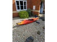 Perception Whip-it kayak