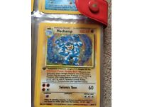 Pokemon base set mint.