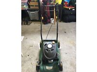 Lawn mower for parts