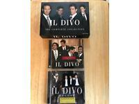 Il Divo Cds/Dvds