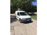 VOLKSWAGEN CADDY LOW MILES CLEAN VAN SERVICE HISTORY