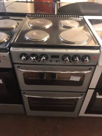 55CM SILVER STOVES ELECTRIC COOKER