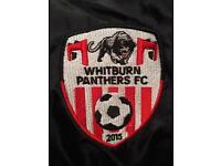 Under 8s Whitburn Panthers
