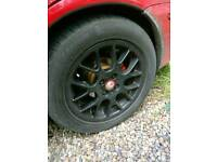 Mg zs/zr 16 inch alloys 4x100