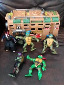 Ninja turtle set