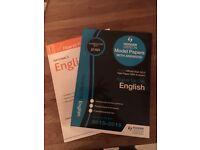 Various N5 study books