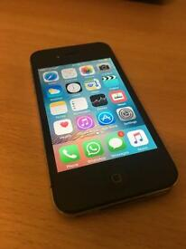 IPHONE 4S completely working UNLOCKED 16gb