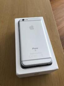 iPhone 6s 64gb Unlocked Silver excellent condition