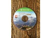 Tom Clancy ghost recon Xbox one