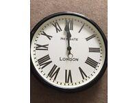 Newgate clock London - excellent condition
