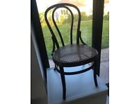 Bentwood chair dating back to 1920s (or earlier)