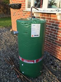 Hot water cylinder. 5 years old.