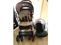 Mothercare Pushchair & Car Seat
